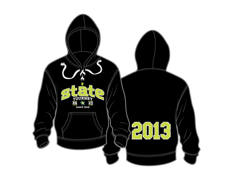 high school dance team online state gear designs announced - Hoodie Design Ideas