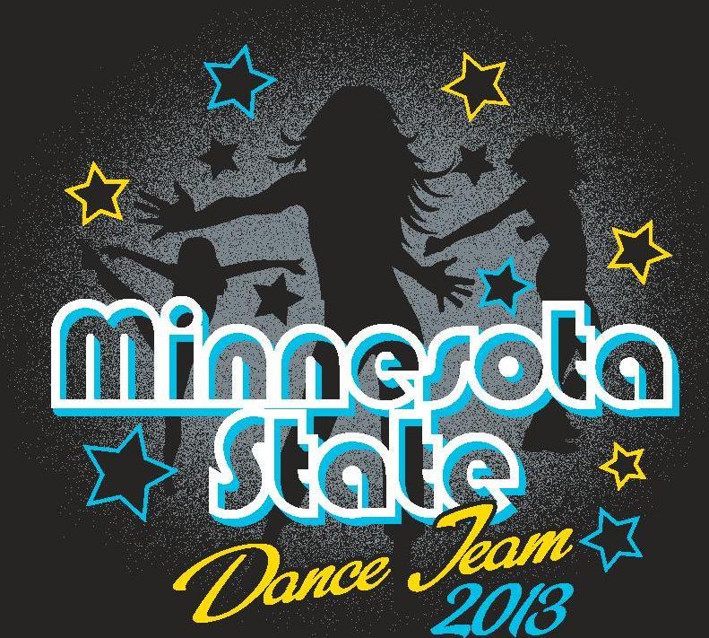 Minnesota high school dance team online state gear for College dance team shirts