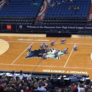 Minnesota High School Dance Team Online » St. Charles 1