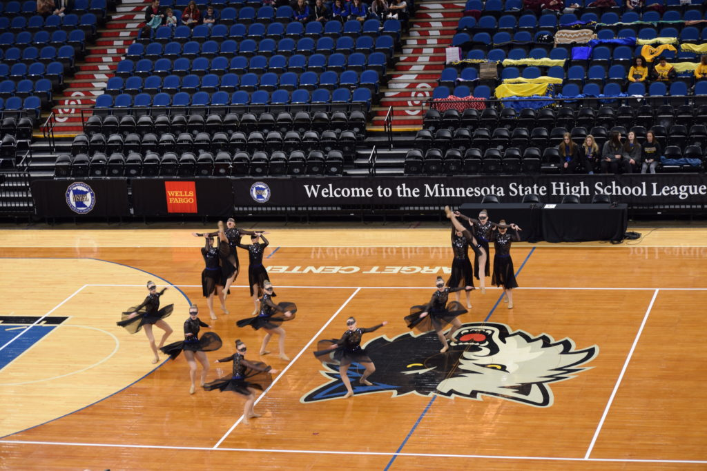minnesota high school dance team online 187 state 2017